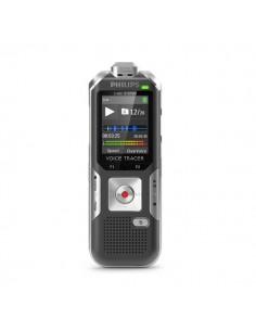 Registratore vocale digitale DVT6010 Philips - grigio/nero - DVT6010