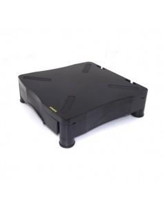 """Supporto monitor con cassetto Kineon - 17""""/27 kg - nero - 369D"""