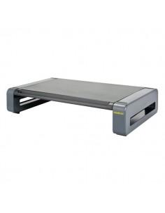 """Supporto monitor deluxe Kineon -24""""/10 kg - nero/grigio - MS-1001G"""