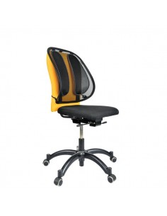 Supporto schiena in rete Office Suites Fellowes - nero - 9191301