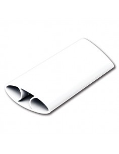 Fellowes I-SPIRE series poggiapolso FLEX - bianco 9394301