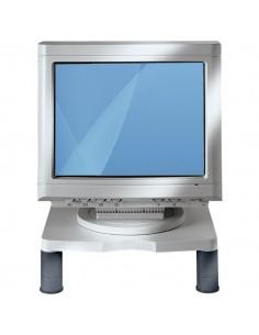 Supporto monitor standard Fellowes - platino - 91712-70