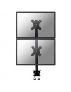 """Supporto da scrivania 2 monitor LCD/LED/TFT fino a 27"""" Newstar - FPMA-D700DV"""