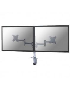 Supporto da scrivania per 2 schermi LCD/LED/TFT Newstar - FPMA-D1330DSILVER