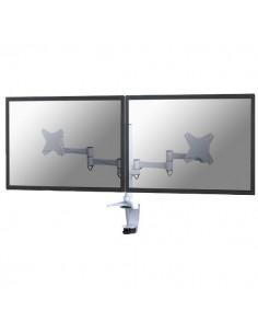 Supporto da scrivania per 2 schermi LCD/LED/TFT Newstar - FPMA-D1330DWHITE