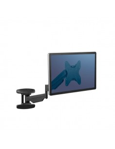 Braccio monitor singolo da muro Wall Mount Fellowes - 8043501