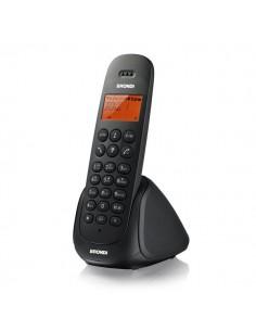 Telefono Cordless con segreteria Brondi - nero - 10273870
