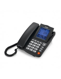 Telefono fisso Dylan LCD Brondi - nero - 10273660