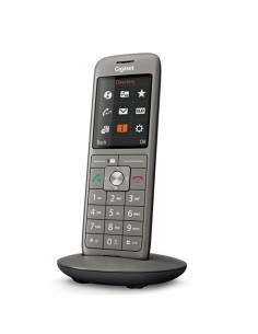 Telefono cordless professionale C 670 H PRO Gigaset - grigio - S30852-H2869-K151