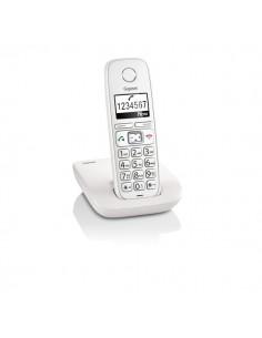 Telefono cordless E 260 Gigaset - bianco - S30852-H2301-K123