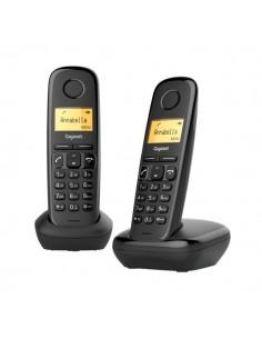 Telefono Cordless A 170 Duo Gigaset - nero - L36852-H2802-K101