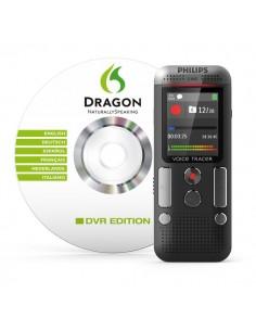 Registratore vocale digitale DVT2710 Philips - grigio/nero - DVT2710
