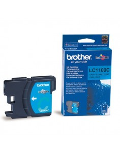 Originale Brother inkjet cartuccia 1100 - ciano - LC-1100C