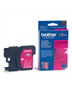 Originale Brother inkjet cartuccia 1100 - magenta - LC-1100M