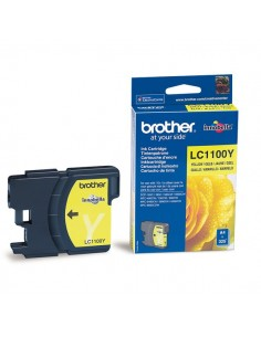 Originale Brother inkjet cartuccia 1100 - giallo - LC-1100Y