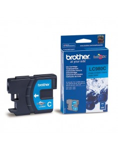 Originale Brother inkjet cartuccia 980 - ciano - LC-980C