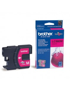 Originale Brother inkjet cartuccia 980 - magenta - LC-980M