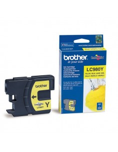 Originale Brother inkjet cartuccia 980 - giallo - LC-980Y