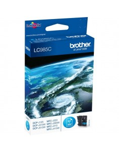 Originale Brother inkjet cartuccia 985 - ciano - LC-985C