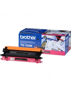 Originale Brother laser toner A.R. 135 - magenta - TN-135M