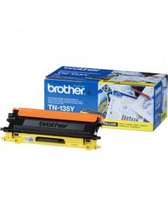 Originale Brother laser toner A.R. 135 - giallo - TN-135Y