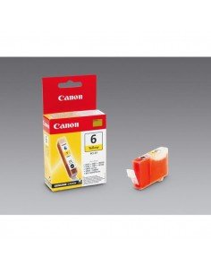 Originale Canon inkjet serb. ink. BCI-6Y - 13 ml - giallo - 4708A002