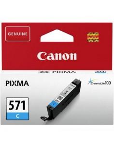 Originale Canon inkjet cartuccia CLI-571C - ciano - 0386C001