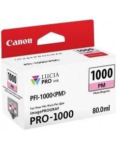 Originale Canon inkjet cartuccia PFI-1000PM - 80 ml - magenta foto - 0551C001