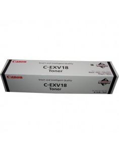 Originale Canon laser toner C-EXV18BK - 430 ml - nero - 0386B002AA