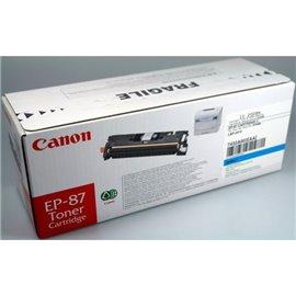 Originale Canon laser toner EP-87 C - ciano - 7432A003