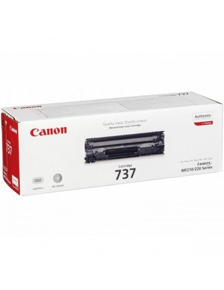Originale Canon laser toner CRG 737 - nero - 9435B002