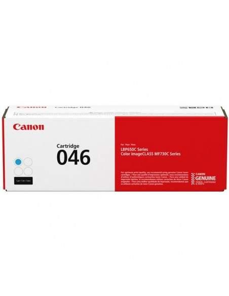 Originale Canon laser toner 046C - ciano - 1249C002