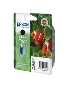Originale Epson inkjet cartuccia rs T026 - nero - C13T02640110