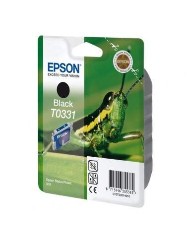 Originale Epson inkjet cartuccia rs STYLUS PHOTO T0331 - nero - C13T03314010