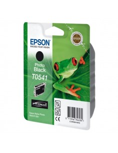 Originale Epson inkjet cartuccia hi-gloss rs ULTRACHROME T0541 - nero fotografico - C13T05414010