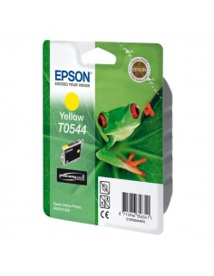 Originale Epson inkjet cartuccia hi-gloss rs STYLUS PHOTO T0544 - giallo - C13T05444010