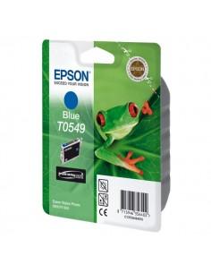 Originale Epson inkjet cartuccia hi-gloss rs STYLUS PHOTO T0549 - blu - C13T05494010