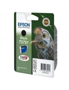 Originale Epson inkjet cartuccia gufo Claria T0791/blister RS - 11 ml - nero - C13T07914010