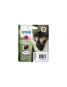 Originale Epson inkjet cartuccia ink pigmentato scimmia Durab. U. T0893/- 3,5 ml - magenta - C13T08934011