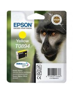 Originale Epson inkjet cartuccia ink pigmentato scimmia Durab. U. T0894/- 3,5 ml - giallo - C13T08944011