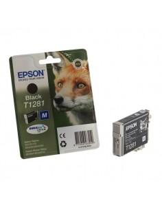 Originale Epson inkjet cartuccia ink pigmentato volpe Durab. U. T1281 - 5.9 ml - nero - C13T12814012