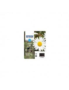Originale Epson inkjet cartuccia margherite Claria Home 18 - 3.3 ml - ciano - C13T18024012