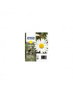 Originale Epson inkjet cartuccia margherite Claria Home 18 - 3.3 ml - giallo - C13T18044012