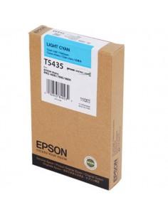 Originale Epson inkjet cartuccia ink pigmentato ULTRACHROME T5435 - ciano chiaro - C13T543500