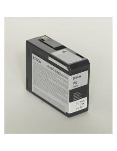 Originale Epson inkjet cartuccia ink pigmentato ULTRACHROME K3 T5801 - nero fotografico - C13T580100