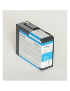 Originale Epson inkjet cartuccia ink pigmentato ULTRACHROME K3 T5802 - ciano - C13T580200