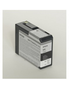 Originale Epson inkjet cartuccia ink pigmentato ULTRACHROME K3 T5808 - nero opaco - C13T580800