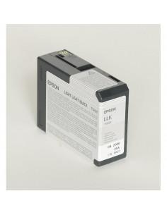 Originale Epson inkjet cartuccia ink pigmentato ULTRACHROME K3 T5809 - nero chiaro-chiaro - C13T580900
