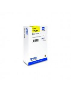 Originale Epson inkjet cartuccia resa ultra alta T7554XXL - 69 ml - giallo - C13T754440