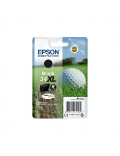 Originale Epson inkjet cartuccia A.R. pallina da golf Durab. U. 34XL - 16,3 ml - nero - C13T34714010